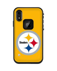 Pittsburgh Steelers Large Logo LifeProof Fre iPhone Skin