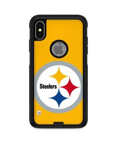 Pittsburgh Steelers Large Logo Otterbox Commuter iPhone Skin