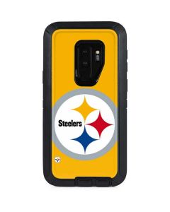 Pittsburgh Steelers Large Logo Otterbox Defender Galaxy Skin