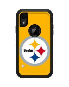 Pittsburgh Steelers Large Logo Otterbox Defender iPhone Skin