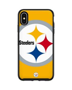 Pittsburgh Steelers Large Logo Otterbox Symmetry iPhone Skin