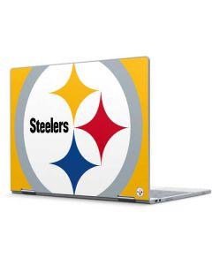 Pittsburgh Steelers Large Logo Pixelbook Skin
