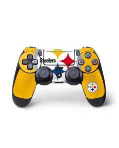 Pittsburgh Steelers Large Logo PS4 Pro/Slim Controller Skin