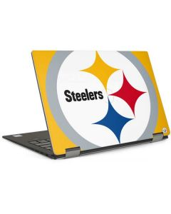 Pittsburgh Steelers Large Logo Dell XPS Skin