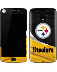 Pittsburgh Steelers Moto E4 Plus Skin