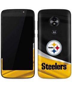 Pittsburgh Steelers Moto E5 Play Skin