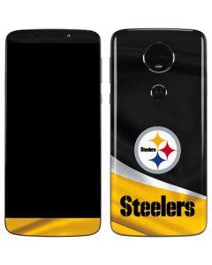 Pittsburgh Steelers Moto E5 Plus Skin