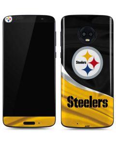 Pittsburgh Steelers Moto G6 Skin