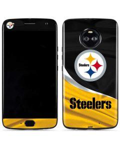 Pittsburgh Steelers Moto X4 Skin