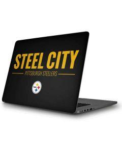 Pittsburgh Steelers Team Motto Apple MacBook Pro Skin