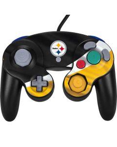 Pittsburgh Steelers Nintendo GameCube Controller Skin
