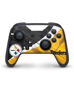Pittsburgh Steelers Nintendo Switch Pro Controller Skin