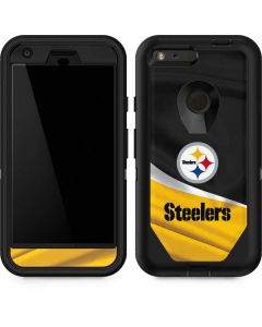 Pittsburgh Steelers Otterbox Defender Pixel Skin