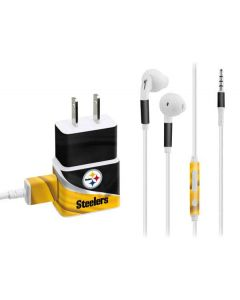 Pittsburgh Steelers Phone Charger Skin