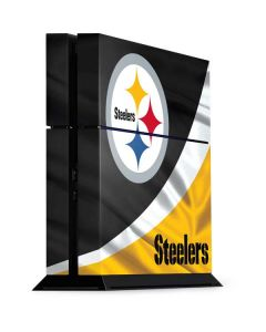 Pittsburgh Steelers PS4 Console Skin