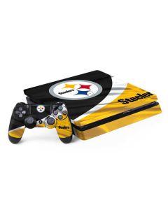 Pittsburgh Steelers PS4 Slim Bundle Skin