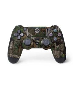 Pittsburgh Steelers Realtree Xtra Green Camo PS4 Pro/Slim Controller Skin