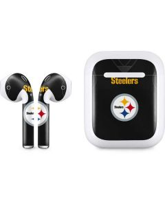 Pittsburgh Steelers Team Jersey Apple AirPods Skin