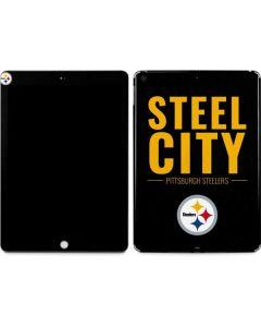 Pittsburgh Steelers Team Motto Apple iPad Skin