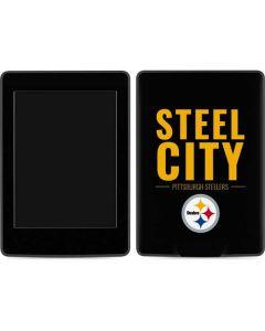Pittsburgh Steelers Team Motto Amazon Kindle Skin
