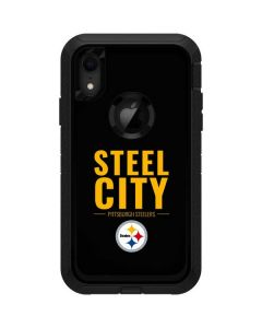 Pittsburgh Steelers Team Motto Otterbox Defender iPhone Skin