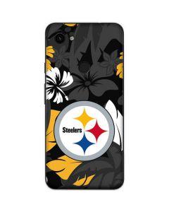 Pittsburgh Steelers Tropical Print Google Pixel 3a Skin