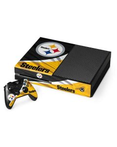 Pittsburgh Steelers Xbox One Console and Controller Bundle Skin