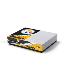 Pittsburgh Steelers Xbox One S Console Skin