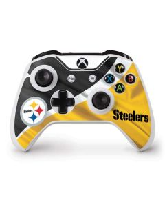 Pittsburgh Steelers Xbox One S Controller Skin