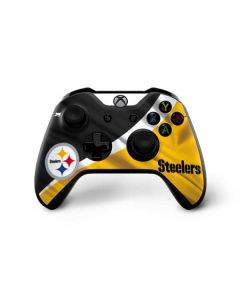Pittsburgh Steelers Xbox One X Controller Skin