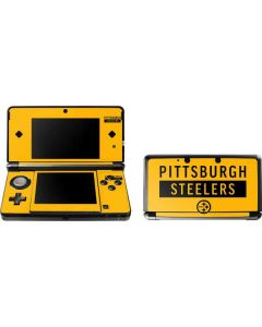 Pittsburgh Steelers Yellow Performance Series 3DS (2011) Skin