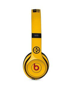 Pittsburgh Steelers Yellow Performance Series Beats Solo 2 Wireless Skin