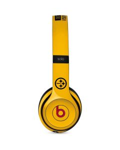 Pittsburgh Steelers Yellow Performance Series Beats Solo 3 Wireless Skin