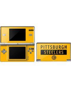 Pittsburgh Steelers Yellow Performance Series DS Lite Skin