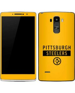 Pittsburgh Steelers Yellow Performance Series G Stylo Skin