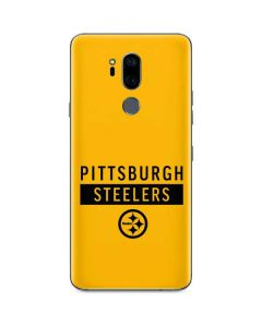 Pittsburgh Steelers Yellow Performance Series G7 ThinQ Skin