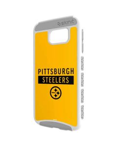Pittsburgh Steelers Yellow Performance Series Galaxy S6 Cargo Case