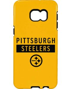 Pittsburgh Steelers Yellow Performance Series Galaxy S6 edge+ Pro Case