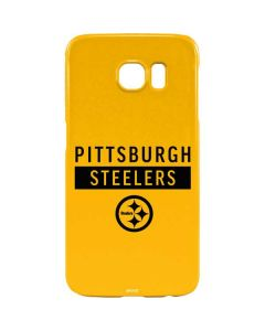 Pittsburgh Steelers Yellow Performance Series Galaxy S6 Lite Case