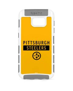 Pittsburgh Steelers Yellow Performance Series Galaxy S7 Cargo Case