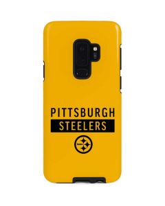 Pittsburgh Steelers Yellow Performance Series Galaxy S9 Plus Pro Case