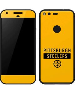 Pittsburgh Steelers Yellow Performance Series Google Pixel Skin