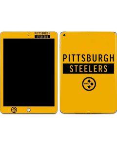 Pittsburgh Steelers Yellow Performance Series Apple iPad Skin