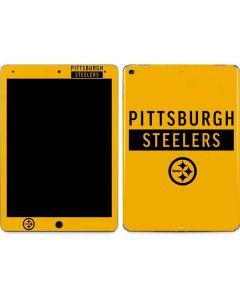 Pittsburgh Steelers Yellow Performance Series Apple iPad Air Skin