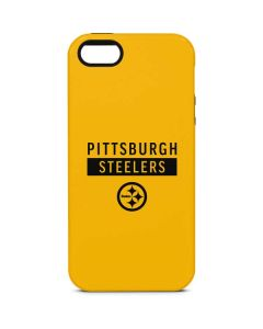 Pittsburgh Steelers Yellow Performance Series iPhone 5/5s/SE Pro Case