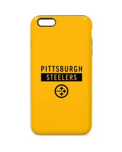 Pittsburgh Steelers Yellow Performance Series iPhone 6/6s Plus Pro Case