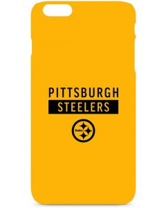 Pittsburgh Steelers Yellow Performance Series iPhone 6 Lite Case