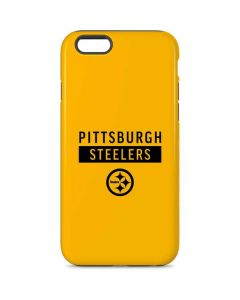Pittsburgh Steelers Yellow Performance Series iPhone 6 Pro Case