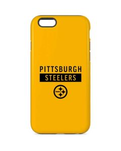 Pittsburgh Steelers Yellow Performance Series iPhone 6s Pro Case