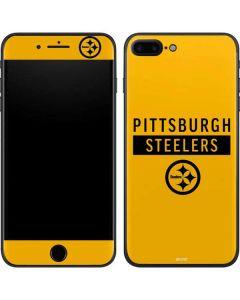 Pittsburgh Steelers Yellow Performance Series iPhone 7 Plus Skin